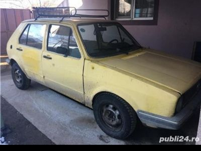 second-hand VW Golf I
