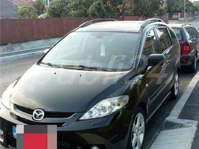 second-hand Mazda 5 I.T.P.Octombrie 2022