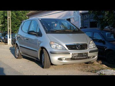 second-hand Mercedes A170 cdi - an 2002, 1.7 cdi (Diesel)
