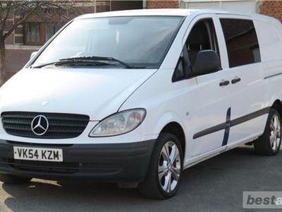 second-hand Mercedes Vito 111 Mixt 6 locuri CU CLIMA, 2.2 CDI Diesel, an