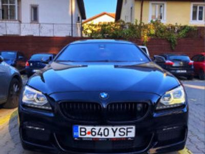 second-hand BMW 640 diesel 313 cp impecabil full options