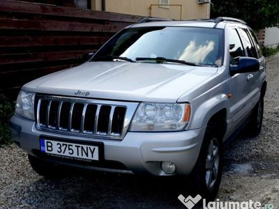 second-hand Jeep Grand Cherokee 2.7 - anul 2004