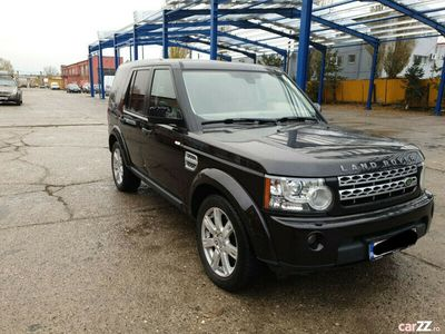 second-hand Land Rover Discovery 4