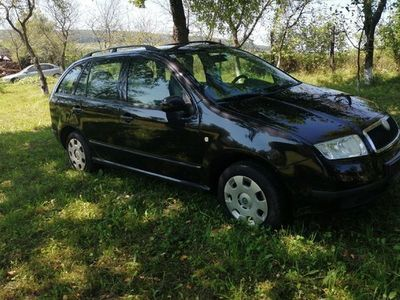 second-hand Skoda Fabia 1.4 tdi