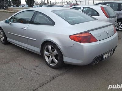 second-hand Peugeot 407 Coupe