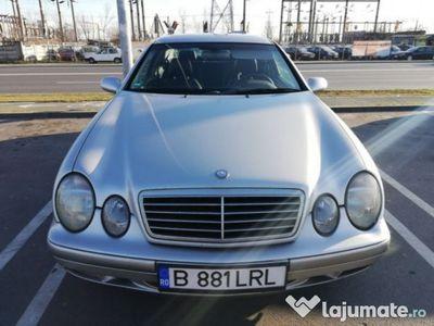 second-hand Mercedes CLK200 2.0 benzina+GPL omologat*acte la zi*fiscal