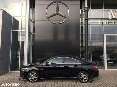 second-hand Mercedes CLA200