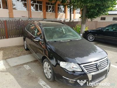 second-hand VW Passat 2008