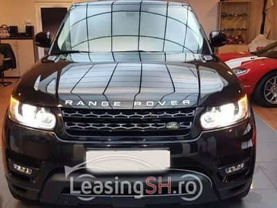 second-hand Land Rover Range Rover Sport din 2014