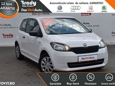 second-hand Skoda Citigo 1.0 mpi /60CP