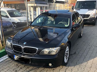 second-hand BMW 730 D proprietar fiscal schimb
