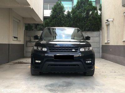 second-hand Land Rover Range Rover Sport