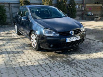 second-hand VW Golf V Schimb
