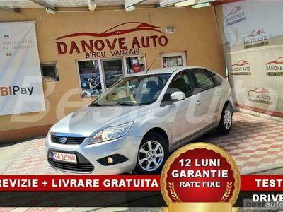 second-hand Ford Focus Revizie + Livrare GRATUITE, Garantie 12 Luni, RATE FIXE, Motor 1600 Benzina, 2009