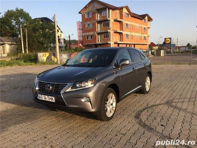 second-hand Lexus RX450h 249HP