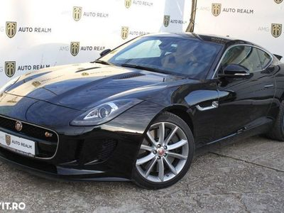 second-hand Jaguar F-Type