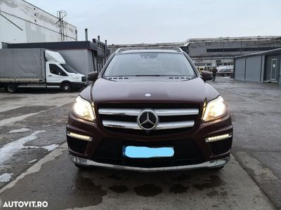 second-hand Mercedes GL500 GL