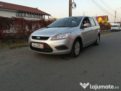second-hand Ford Focus 1.6 diesel euro 5 ieftin