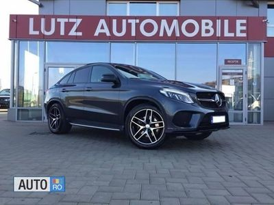second-hand Mercedes GL350 4 Matic Coupe