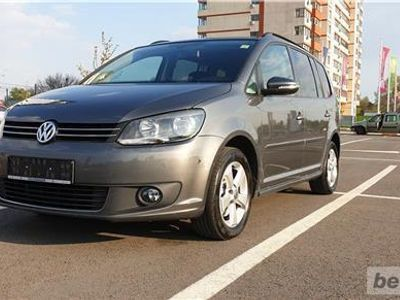 used VW Touran Bluemotion
