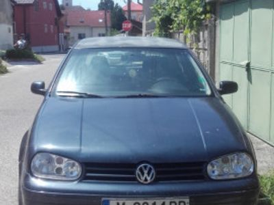 second-hand VW Golf 1.9TDI