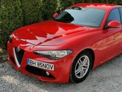 second-hand Alfa Romeo Giulia 2.2