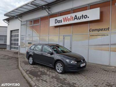 second-hand VW Golf Var.Trend.1.6 TDI DSG