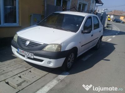 second-hand Dacia Logan 1.4 benzina 2006
