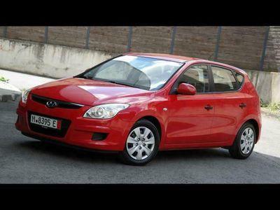 second-hand Hyundai i30 Euro 5 - an 2009, 1.6 Crdi (Diesel)
