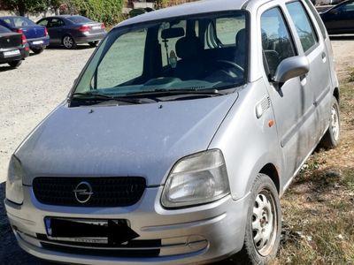 second-hand Opel Agila 1.2 din 2001
