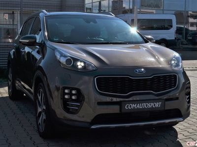 second-hand Kia Sportage 2.0D AT GT Line