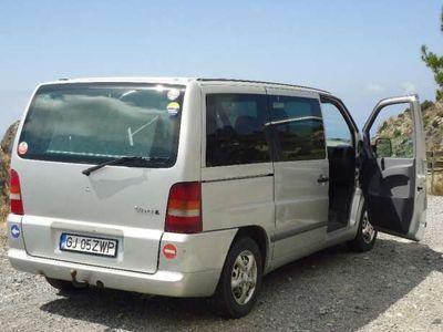 second-hand Mercedes Vito 112cdi 122cp