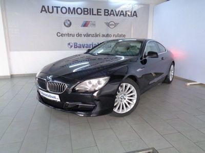 second-hand BMW 640 i Coupe
