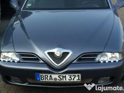 second-hand Alfa Romeo 166