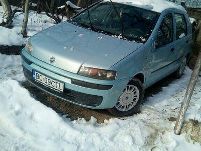 second-hand Fiat Punto 1.2 8 valve an 2004