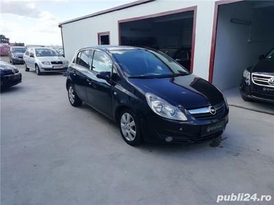 used Opel Corsa D! 1999 E fix! INMATRICULAT! an 2008! 1.3 diesel! Revizii la zi! Aer conditionat
