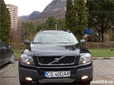 used Volvo XC90 an 2006, Siguranta si confort