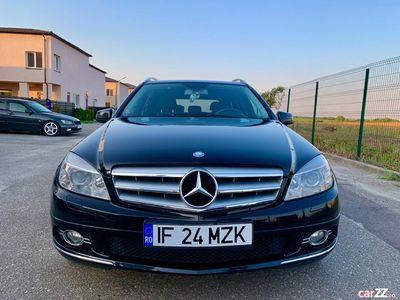 second-hand Mercedes C220 Euro5