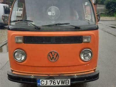 second-hand VW T2