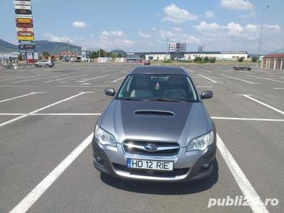 second-hand Subaru Legacy