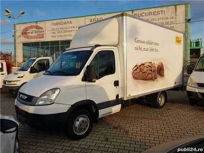 second-hand Iveco Daily 35c13 130 Cp 2010