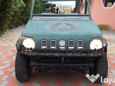 used Suzuki Jimny 2002