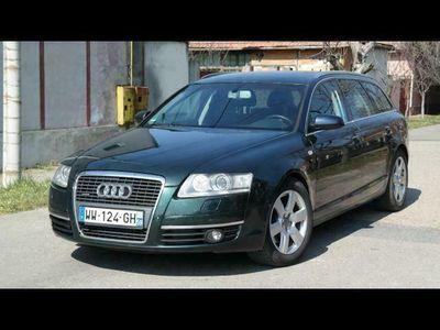 second-hand Audi A6 4x4 Quattro Avant
