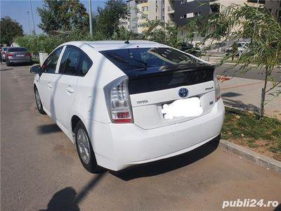 second-hand Toyota Prius