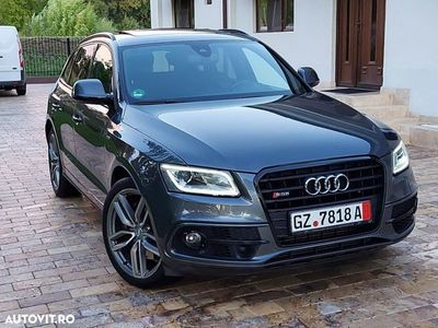 second-hand Audi SQ5 B8
