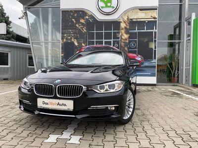 second-hand BMW 320 d Aut.