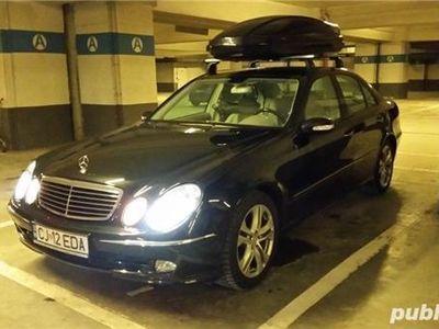second-hand Mercedes E320 Clasa E