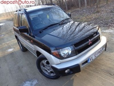second-hand Mitsubishi Pajero Pinin 2001
