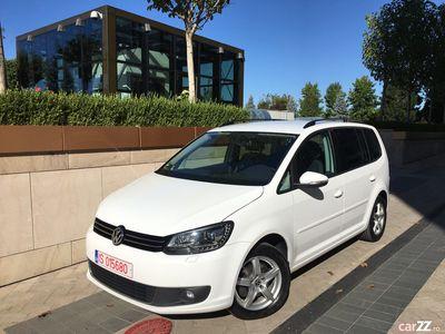 second-hand VW Touran - comfortline - bixenon,navigatie