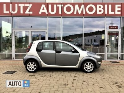 second-hand Smart ForFour 1124